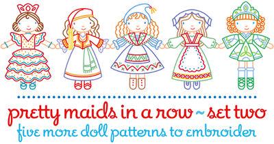 Dolls-in-a-row