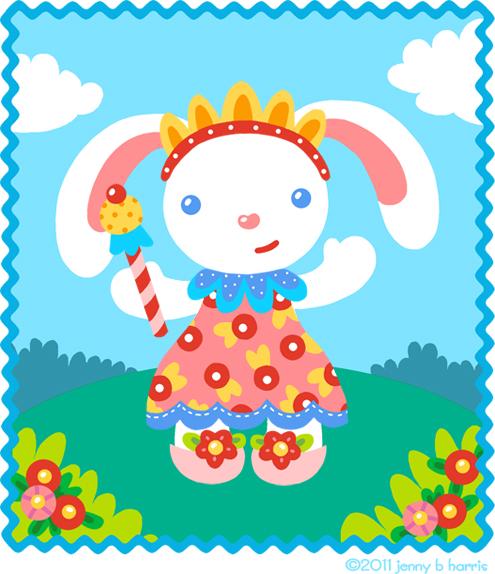 Bunny-dressup