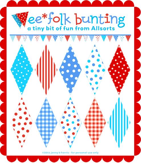 Wee-folk-bunting