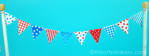 Download A Free Printable To Make Weefolk Bunting Allsorts