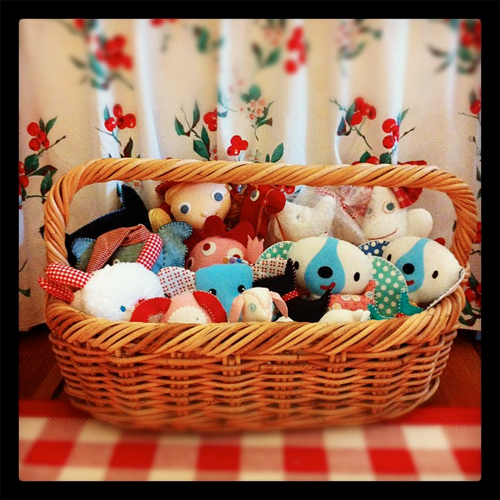 Basket-o-softies