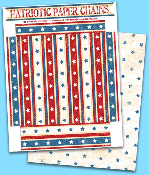 Patriotic-paper-chain2