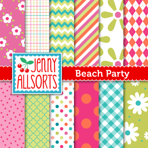 Beach-party-freebie