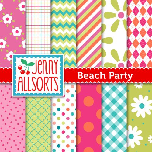 Beach-party-freebie