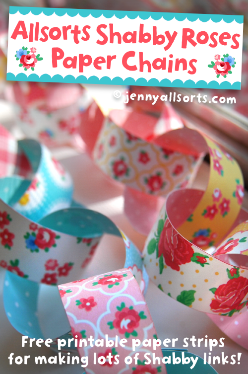 Shabby-roses-paper-chains