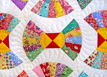 SILK NECKTIE QUILT PATTERN - Ludlow Quilt and Sew