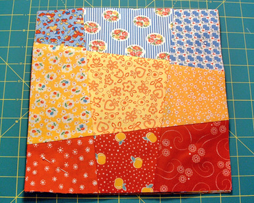 Crazy about quilting - allsorts : crazy nine patch quilt pattern - Adamdwight.com