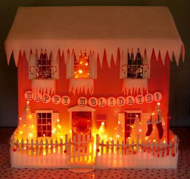 Illuminatedhouse