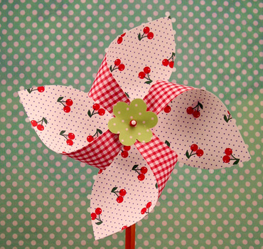 Pinspinners A Fun And Easy Paper Craft Jillee
